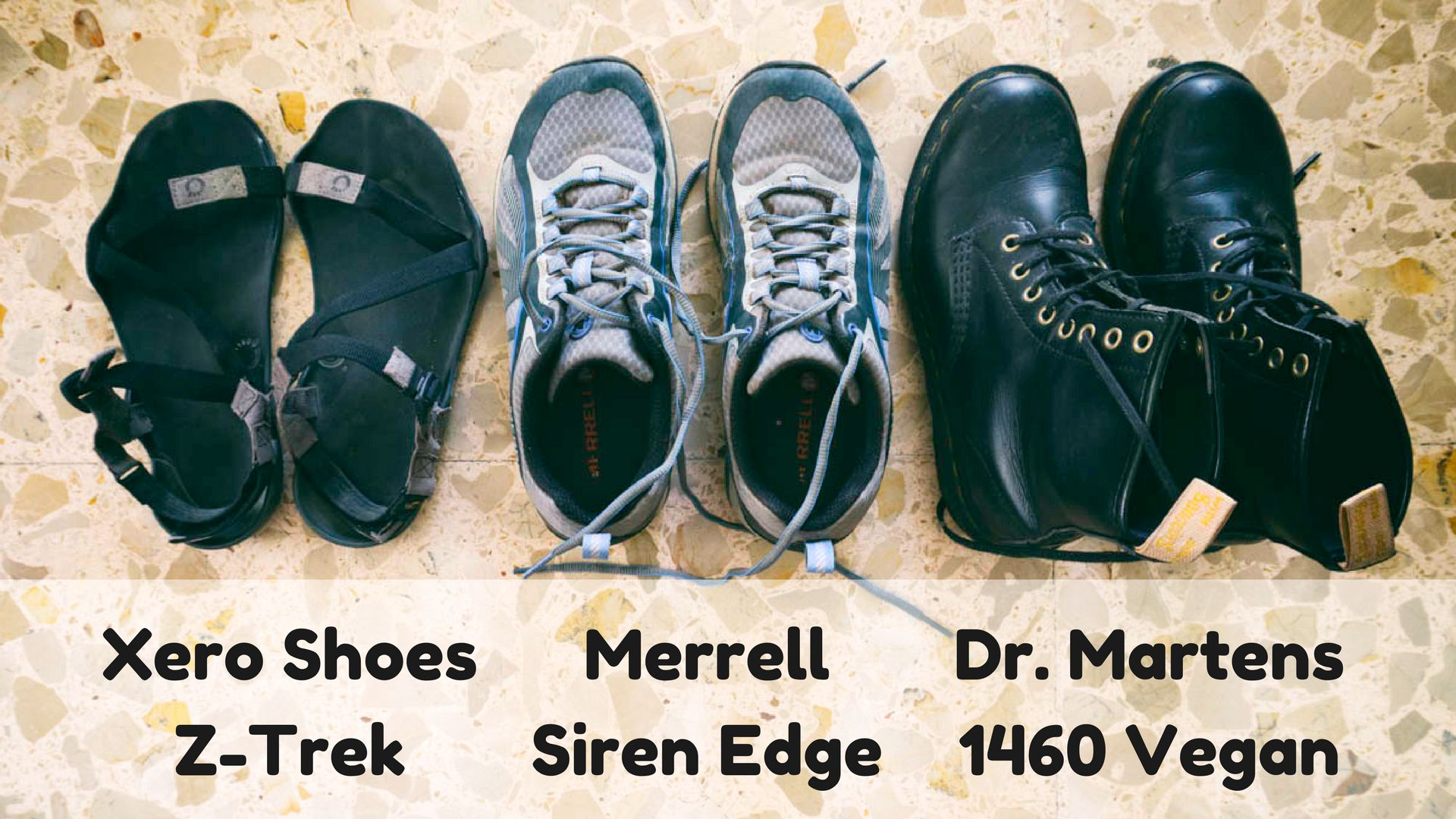 How to simplify & declutter your shoes