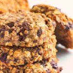 Oatmeal cookies (4 ingredients!)